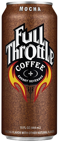 Mocha Full Throttle
